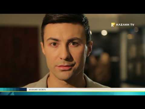 """Museums' secrets"" #2 (26.10.2016) - Kazakh TV"