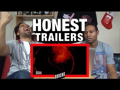 Honest Trailers - Mortal Kombat | REACTION & DISCUSSION!!