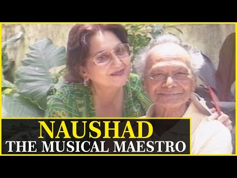 The Immortal Naushad Saab | Tabassum Talkies