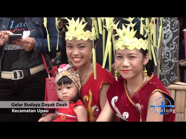 Ragam Tabalong Episode - Gelar Budaya Dayak Deah Kampung Sepuluh Part 1