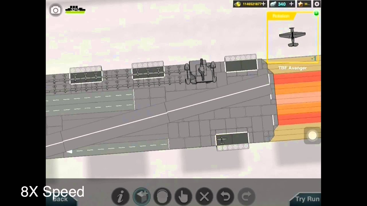 How To Make A Runway In Warship Craft