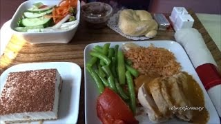 First Class Delta One Boeing 737-800 Cancun to LAX Flight Experience Part 2