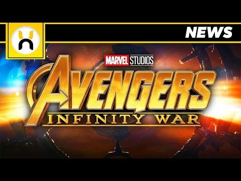 Avengers Infinity War NEW Release Date Announced