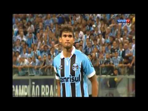 Grêmio 1 X 0 LDU - Pré-Libertadores 2013 - Gol e Pênaltis