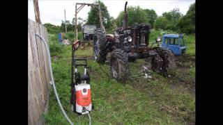 видео цена трактор мтз 82