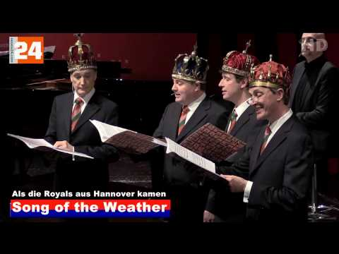 Als die Royals aus Hannover kamen - Song of the Weather