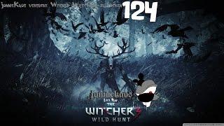 Lets Play   Witcher III Wild Hunt #124 Zwischenspiel Werwölfe klatschen und Dörfer plündern