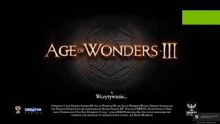 Age Of Wonders III gameplay part3(PC)[HD](PL)