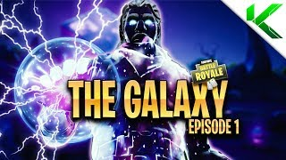 GALAXY RISES! THE STORY OF THE GALAXY SKIN | A Fortnite Short Film