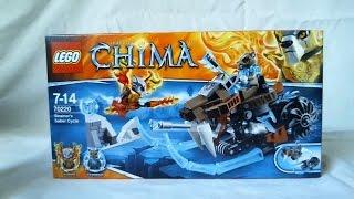 comment construire des lego chima