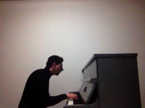 Il Mondo - Jimmy Fontana - piano solo