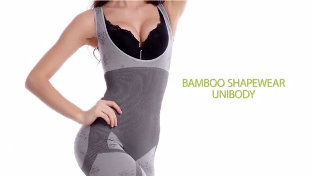 bamboo slimming bodysuit