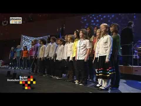Die deutsche Nationalhymne und die Europahymne