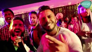 Juggy d live at the launch of hookah pani