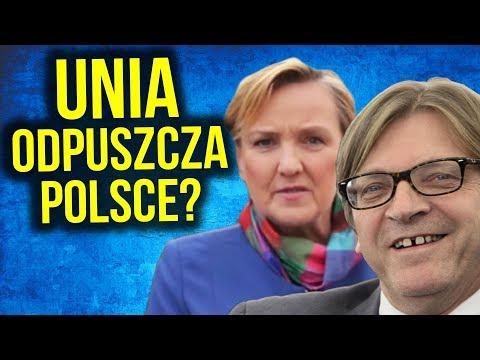 Unia Europejska Odpuszcza? Parlament EU Wycofuje się z Procedury Wobec Polski