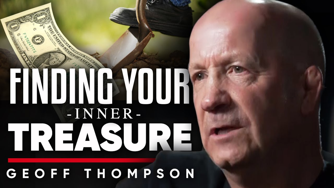 REACHING THE PINNACLE OF LIFE: Geoff Thompson Explores How You Can Find Your Inner Treasure