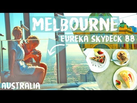 Melbourne - places to go 🌏 From Victoria Market to Eureka Skydeck 88