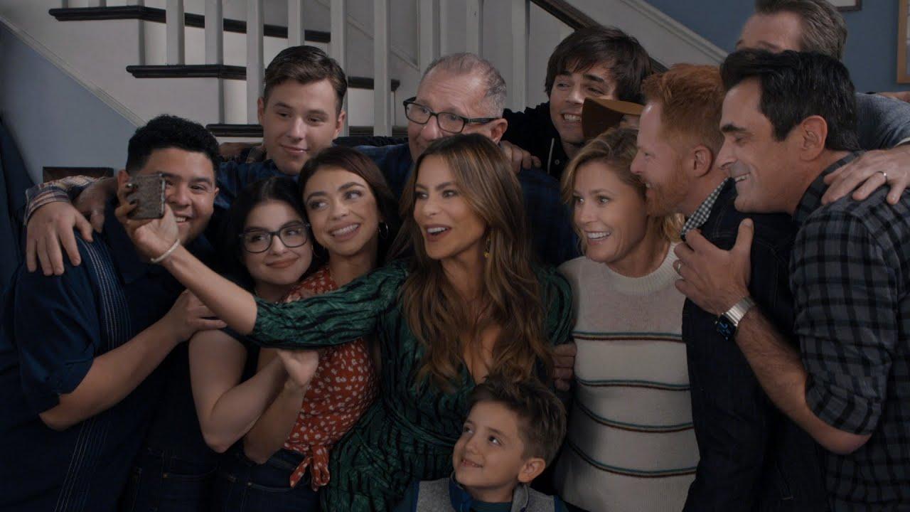 A Modern Family the modern family ending - modern family
