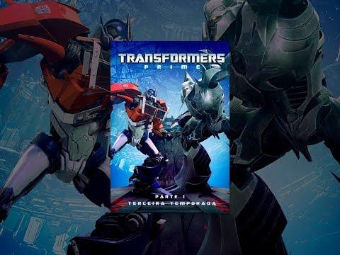 Transformers Prime. 3ª Temporada. Parte 1 Dublado