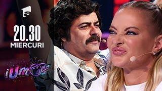 iUmor 2021 | Pablo Escobar a venit la iUmor cu un roast de zile mari