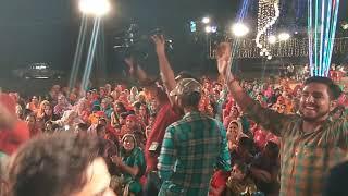 Bandna dhiman live una...mele jana kalka de....