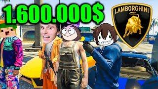 Endlich kaufe ich einen richtigen LAMBORGHINI für 1.600.000$ | GTA Online