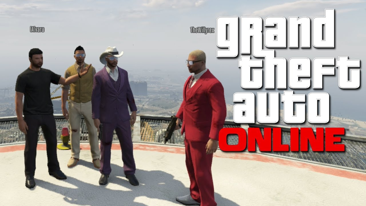 La Defensa Del Suscriptor Gta Online Con Willy Vegetta Y Staxx Youtube