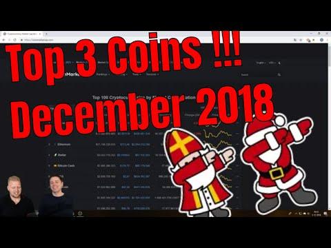 🌲 Top 3 Coins van de Maand December!!! | Crypto altcoins
