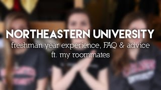 Freshman Year Experience: Northeastern University // sophisr