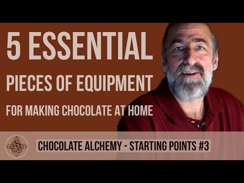 5 Essential Pieces Of Equipment For Making Chocolate At Home