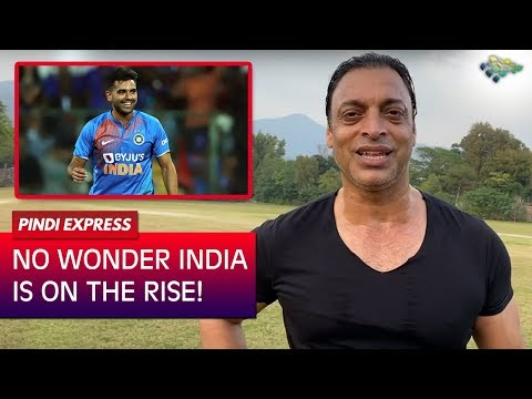 Shoaib Akhtar | India Is On An Another Level | Ind vs Ban T20 | Deepak Chahar | Pindi Express News