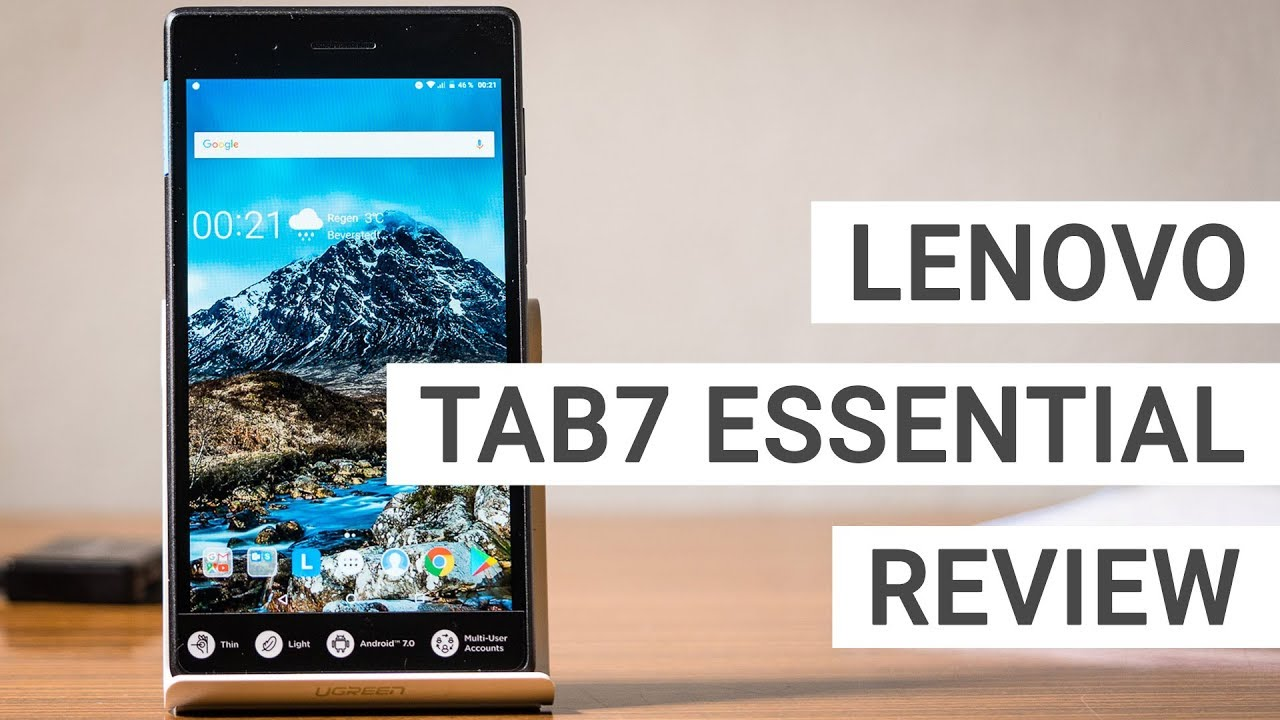 Lenovo Tab7 Essential Review: Great Surprise Or Slow