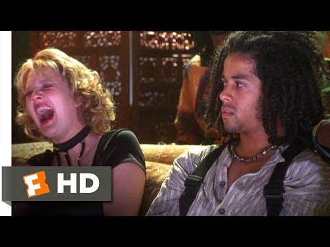 Never Been Kissed (2/5) Movie CLIP - Josie Gets Stoned (1999) HD