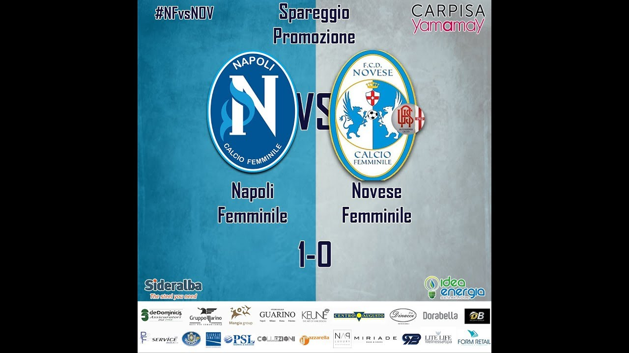 Promotion Playoff - Napoli Women vs Novese