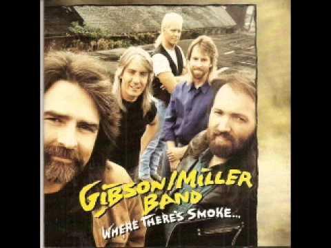Gibson Miller Band  ~ Thank Virginia