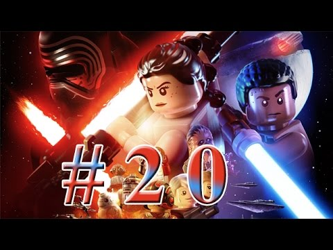 "PeePz Plays: Lego Star Wars: The Force Awakens #20 ""I FOUND THE MENU!""  "