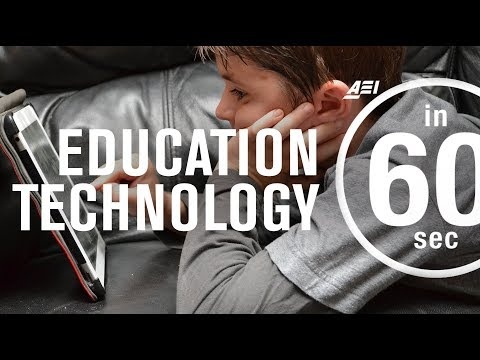 Education reform: Is technology the solution? | IN 60 SECONDS