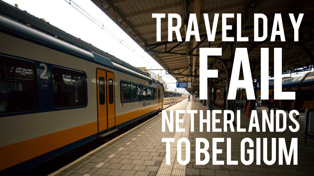amsterdam brugge train