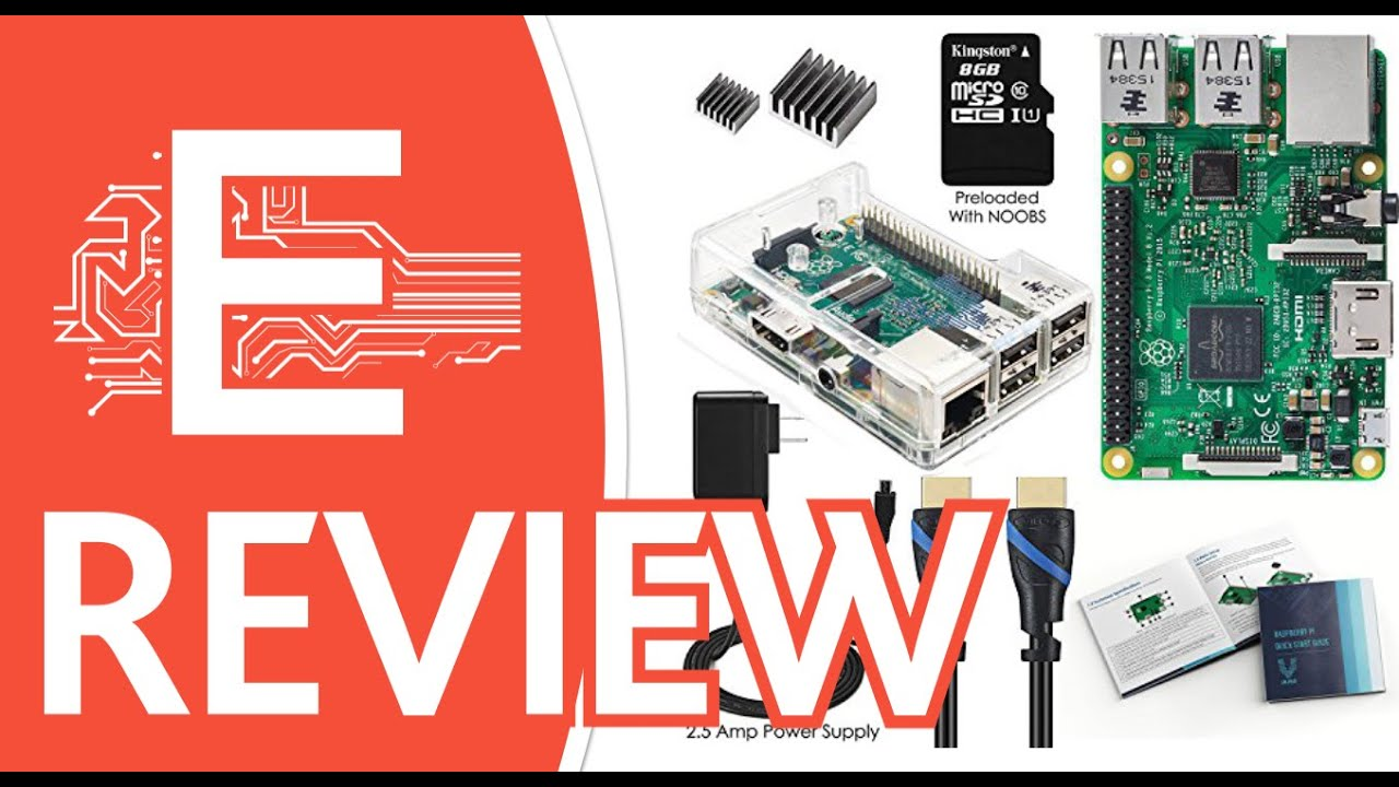 Vilros Raspberry Pi 3 Media Center Kit Review