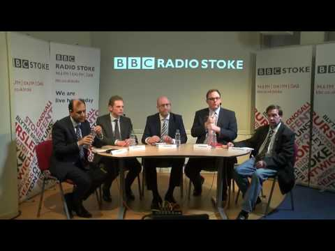 UKIP Paul Nuttall is the only Worthy Candidate for Stoke Central
