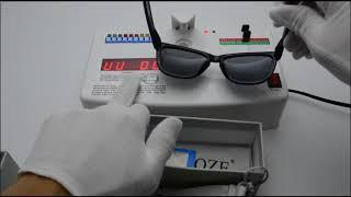 AOZE Luxury Brand design men women sunglasses Polarized Classic Gradient frame