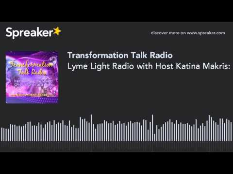 Lyme Light Radio with Host Katina Makris: Food and genes:  How genetic testing can fine-tune a healt