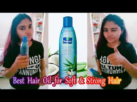 Best Hair Oil for Soft and Strong Hair for any Hair Style