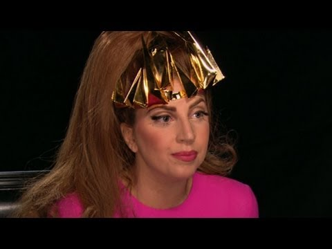 Lady Gaga Interview 2012: Singer On Men, Family and Her New Fragrance 'Fame'