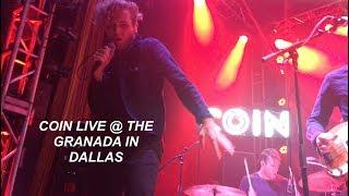 COIN - I Don't Wanna Dance (Live)