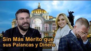 Manuel Mijares Deshonra al Palacio de Bellas Artes