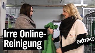 Realer Irrsinn: Online-Wäscheservice