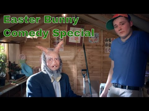 Timmy Loves Easter Egg Hunting : Some Sketches in a Shed (Sketch Comedy Web series S2:E3)