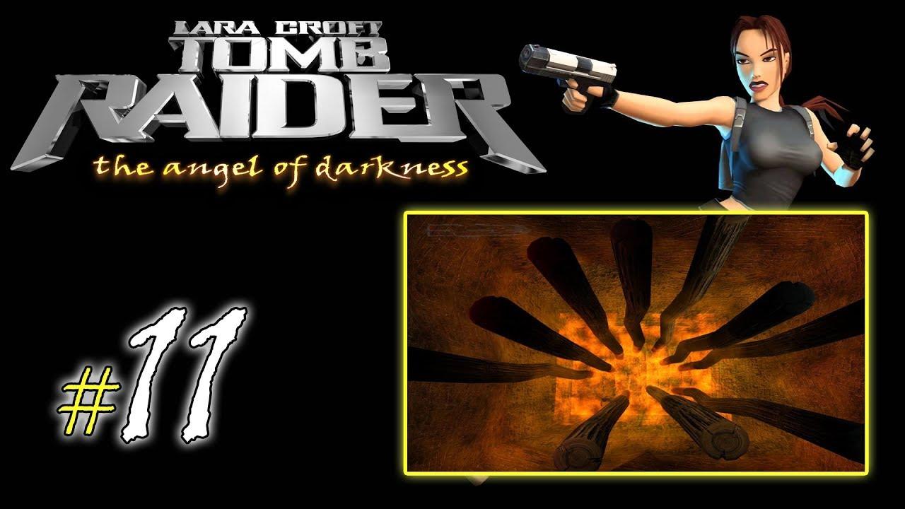 """Let's Play: Tomb Raider VI: AoD odc. 11 – """"Źli płomienni koledzy Zbysia"""""""