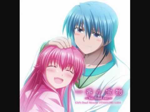 Angel Beats! Ichiban no Takaramono The Most Precious Treasure ~Yui final ver.~